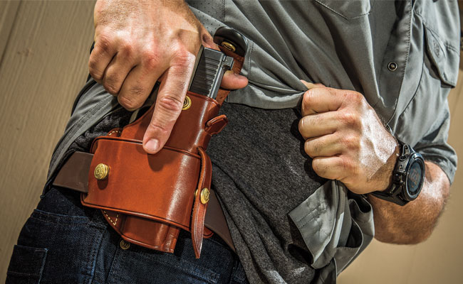 The EDC LifeStyle - Concealed Carry Concerns