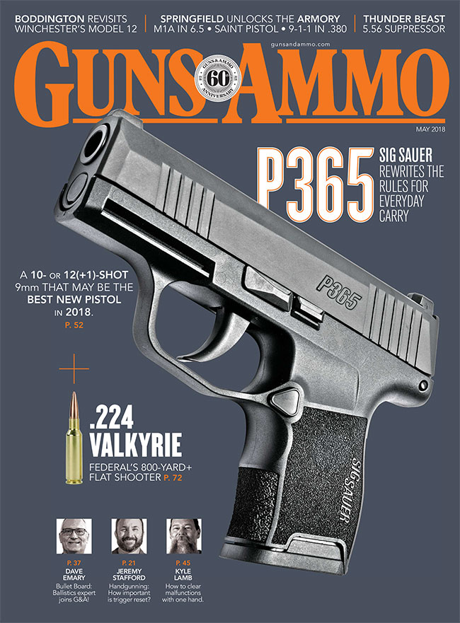 Our G&A May 2018 Issue