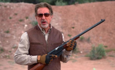 Joe Mantegna takes a look into the origins of the Remington Model 8.