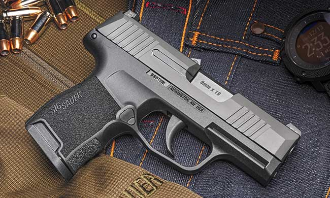 Is the SIG P365 the ultimate concealed carry pistol?