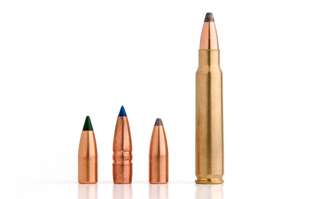 Although it's relatively unknown, the .25-45 Sharps offers 10 percent more impact energy than the 7.62x39mm Russian and is a fine little whitetail hunting cartridge. Cases are formed by simply necking up .223 brass.