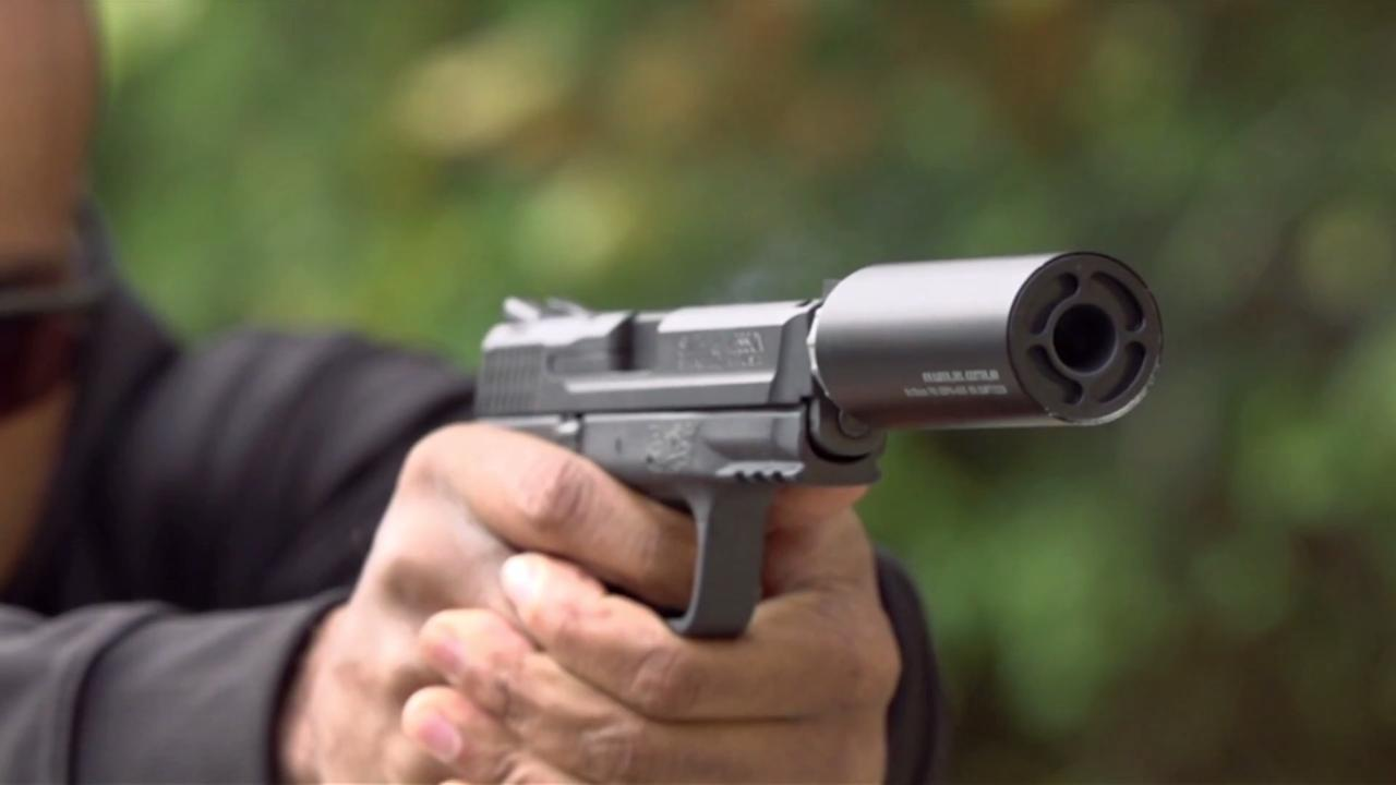 Suppressors 101: Hearing Protection Act