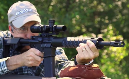 James Tarr and Patrick Sweeney highlight a tactical/competition riflescope from Nikon.