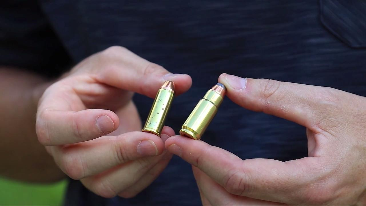 Magnum Research .44DE Desert Eagle & .44DE Cartridge