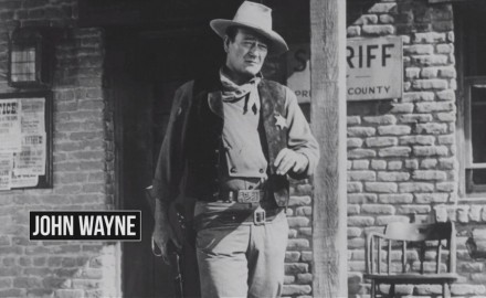 Few people are aware that movie icon John Wayne collaborated with gun designer Jim Sullivan to