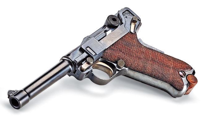Choix de 1911-45 45-Luger-Feature