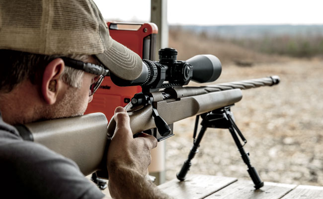 Alamo Precision Rifles
