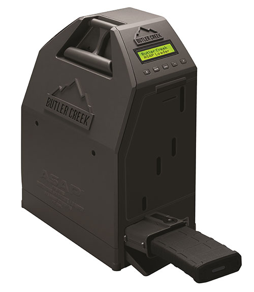 Butler Creek Announces New Electronic Magazine Loader