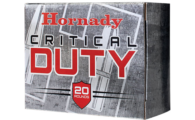 Hornady Awarded FBI 9mm+P Service Ammunition Contract
