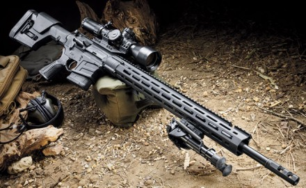 It is our opinion that no AR offers more accuracy for less cash than Savage's AR-'15 pattern rifles.
