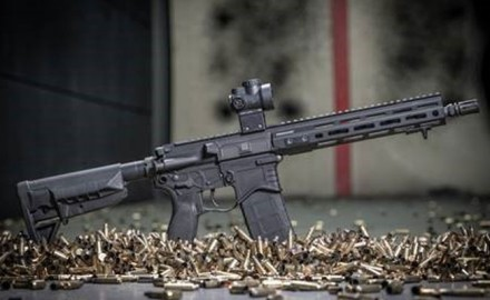 Springfield Armory's SAINT AR-15 series has expanded to include the new SAINT and SAINT EDGE SBR.