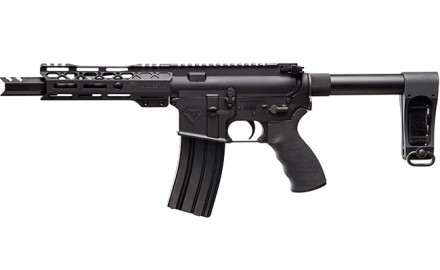 DoubleStar Corp debuts its take on the AR-style pistol, with the launch of its ARP7 Pistol.
