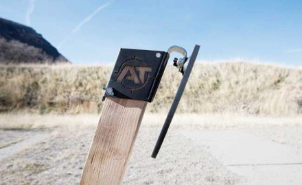 Action Target INC. has announced the release of a tool-free target system designed to utilize a 2x4 and allow for predictable splatter patterns.