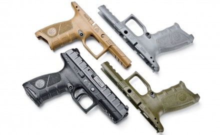 Beretta's MHS contender, the Beretta APX, signifies a new era and is now available to civilians.