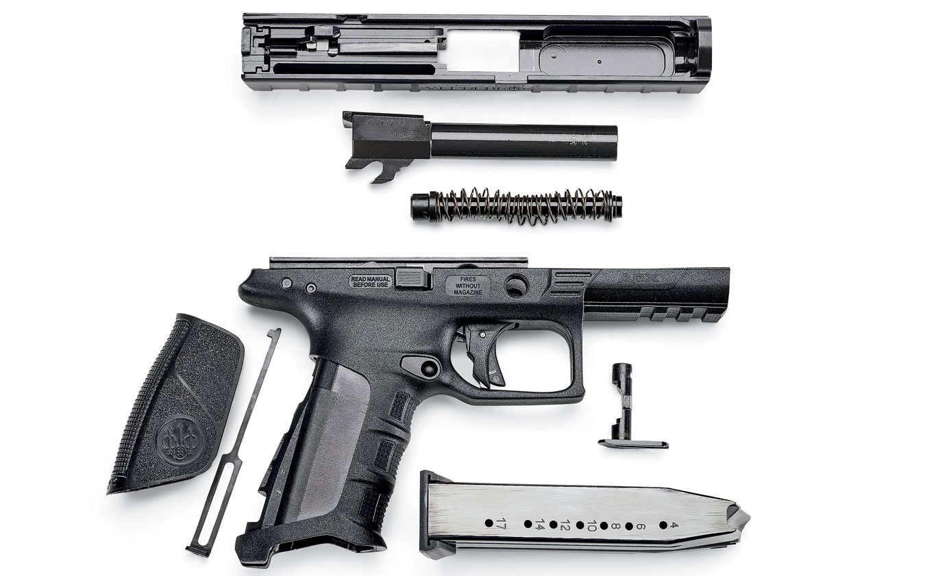 Review: Beretta APX