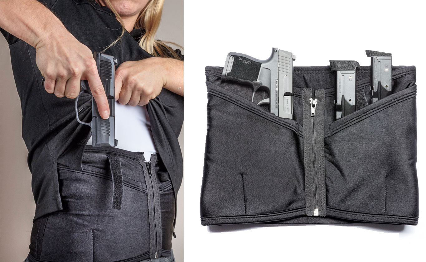 Dene Adams Corsets: Concealment for Women