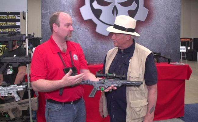 Gear Head Works' Tailhook Pistol Brace
