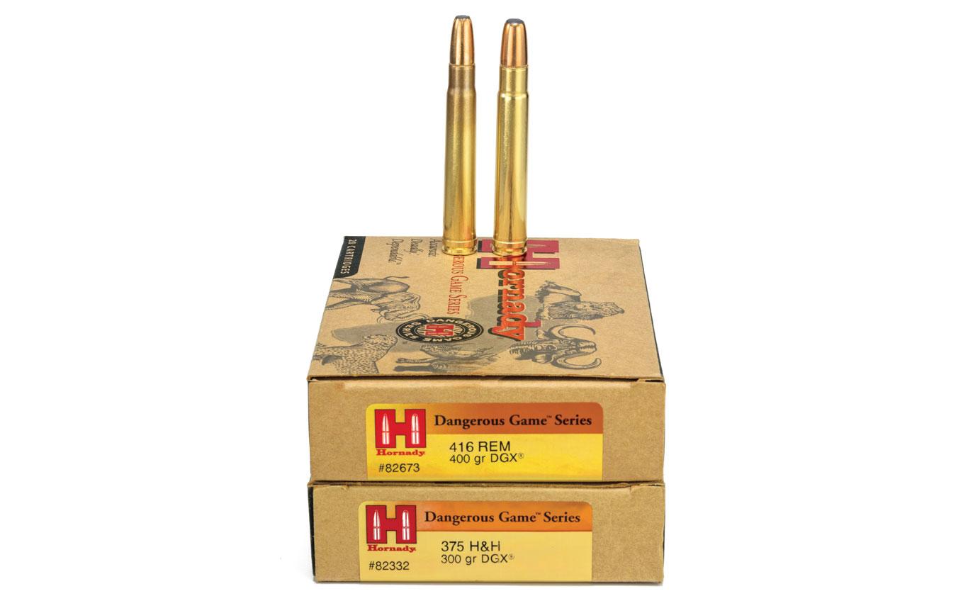 The Hornady DGX Bonded Bullet