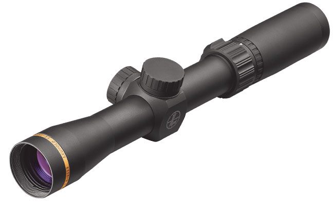 Extended Eye Relief 1.5-4x28 Scout Scope