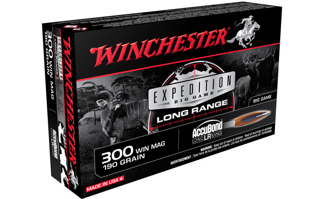 Winchester Expedition Long Range