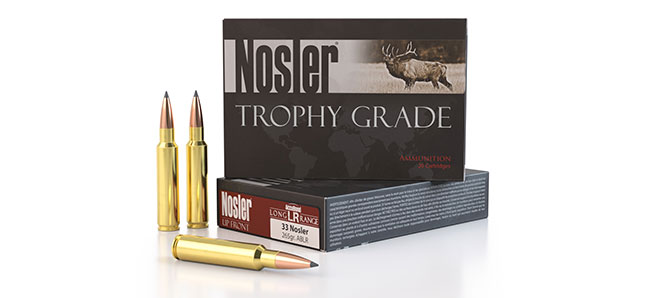Nosler Trophy Grade Long Range