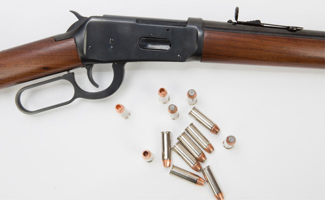 Lever Actions for Self-Defense