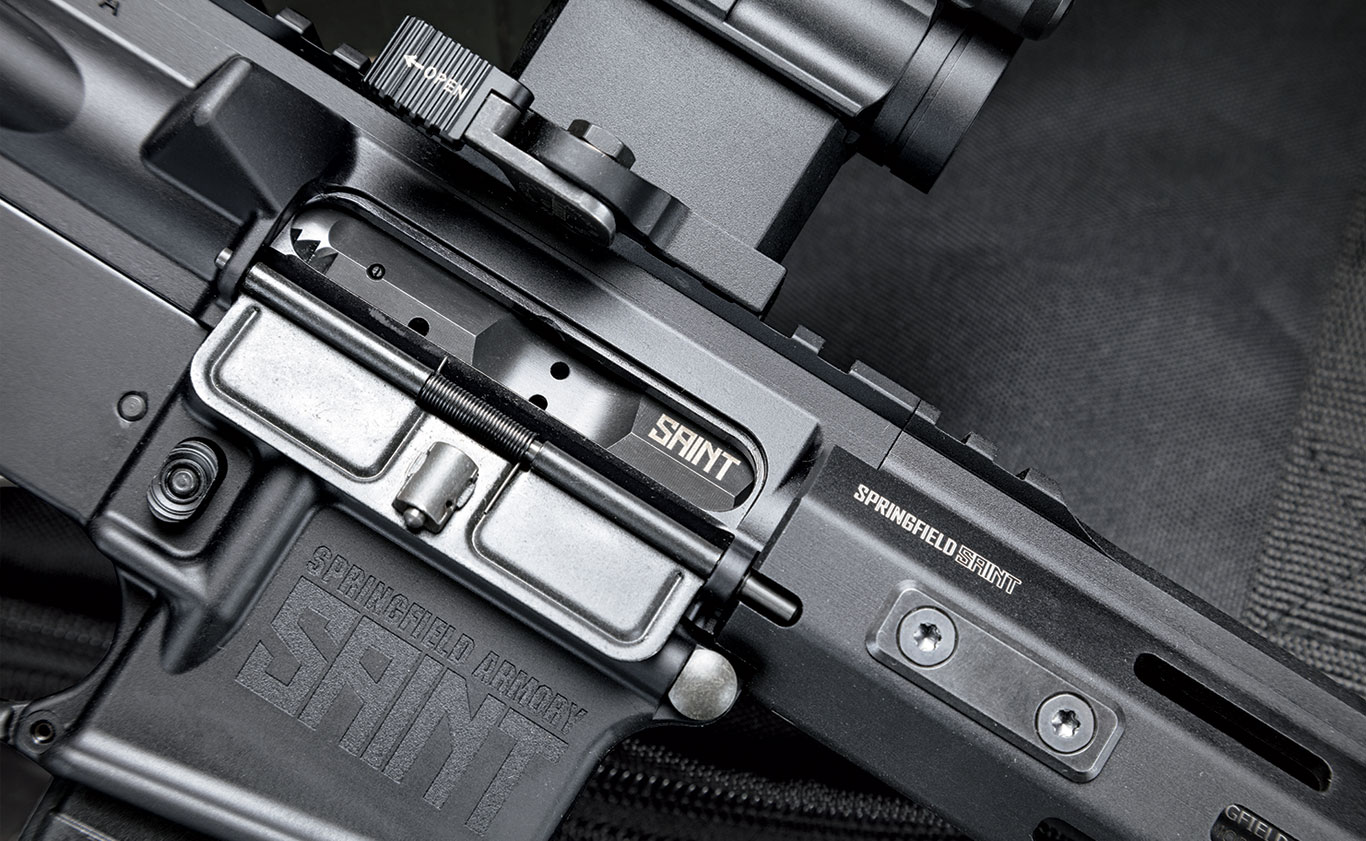 Review: Springfield Armory Saint Pistol