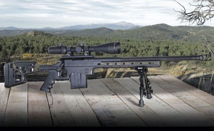 Performance Center and Thompson/Center Arms announced the launch of a new bolt-action, chassis-style rifle – the Performance Center T/C Long Range Rifle.