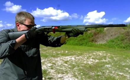 Camera's Don't Lie: Shotgun Recoil