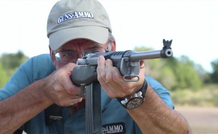 Patrick Sweeney sits down with Jim Sullivan to learn how Jim developed the Mini-14 with Bill Ruger.