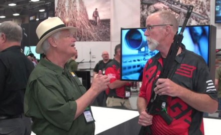 Michael Bane spoke with Patrick Kelly from Savage Arms at NRA 2018 to discuss their new MSR 15 competition rifle.