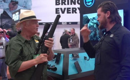 SIG SAUER spoke with Bane about their new line of riflescopes and range finders that use bluetooth to communicate with each other using what they call BDX.