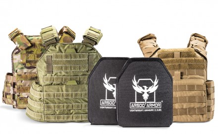 AR500 offers several armor packages in conjunction with different plate carriers allowing consumers at every level to have an opportunity to purchase and be protected by quality body armor.
