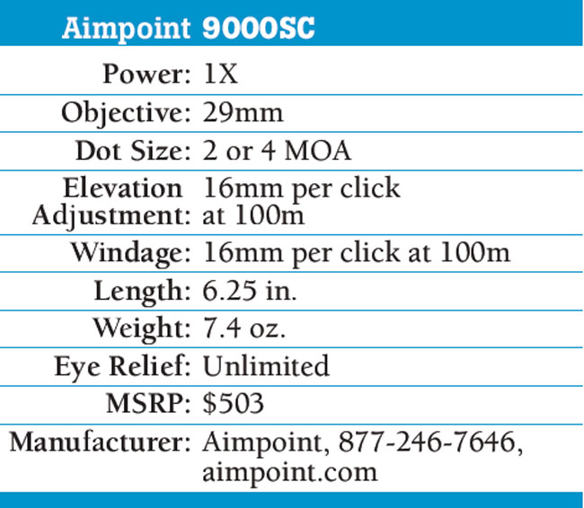 Aimpoint9000