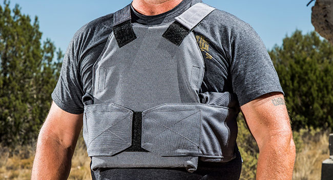 The Concealment Plate Carrier