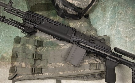 The M14 EBR-RI