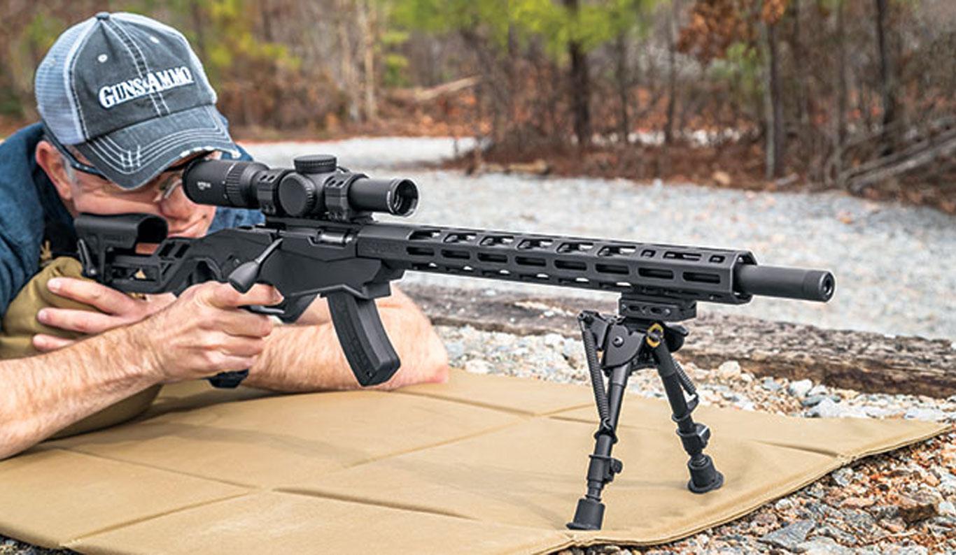 Ruger's new Precision Rimfire