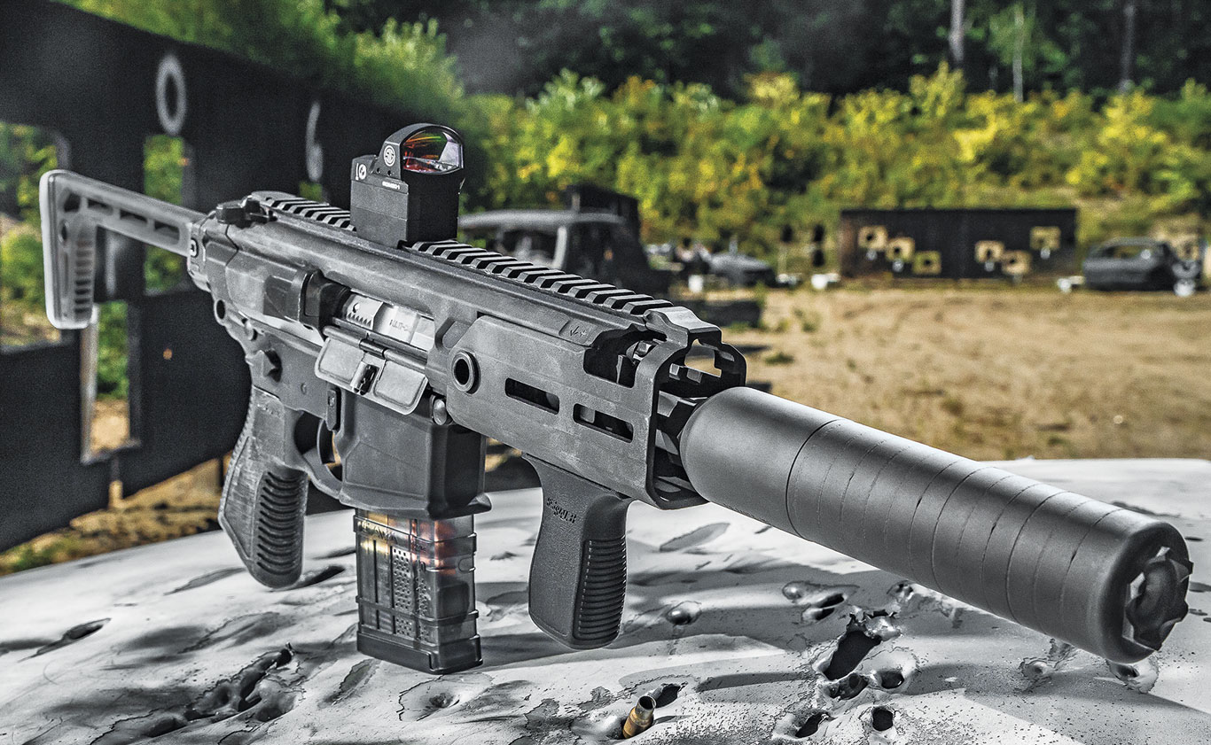 Suppressing the SIG Sauer MCX Rattler