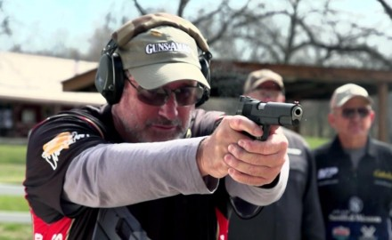 World champion shooter Rob Leatham talks about the influence of Guns & Ammo magazine.