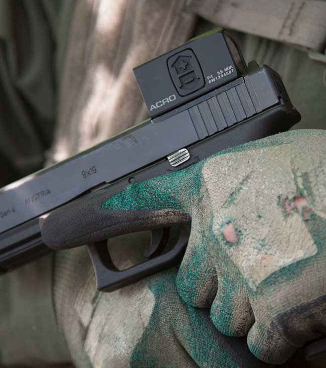 Exclusive First Look: Aimpoint ACRO P-1