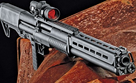 Kel-Tec KSG-25