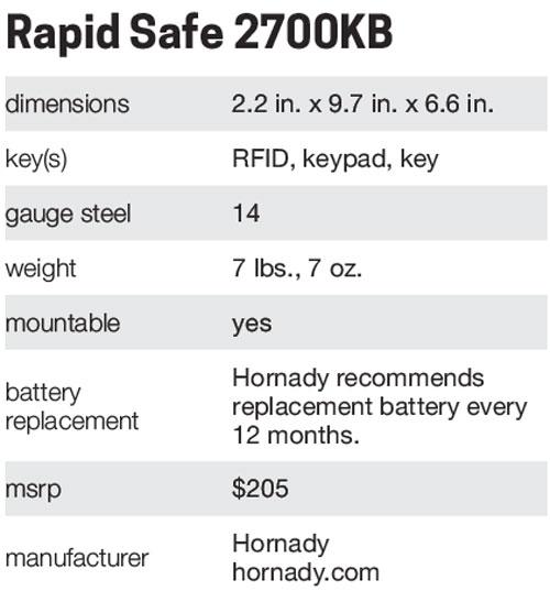 RapidSafeSPecs