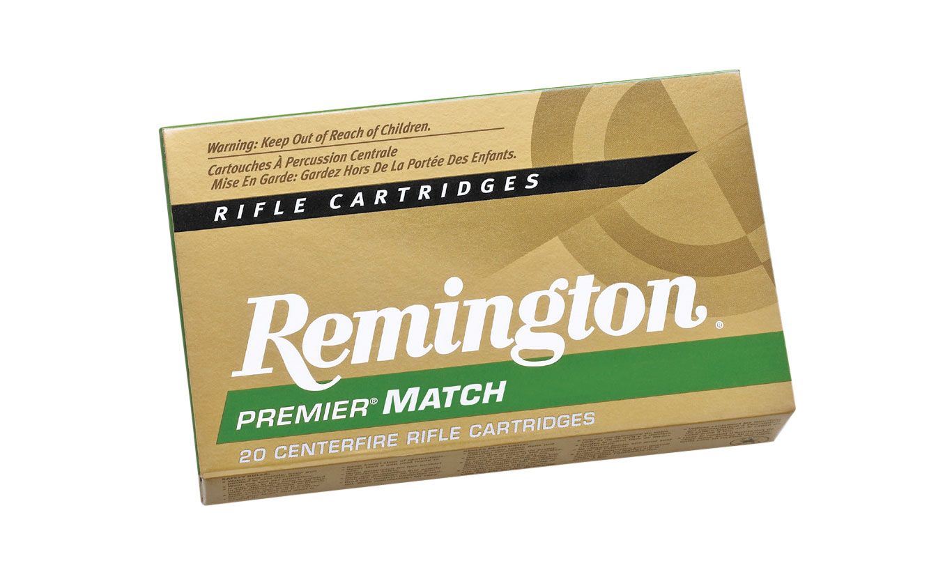Remington Premier Match