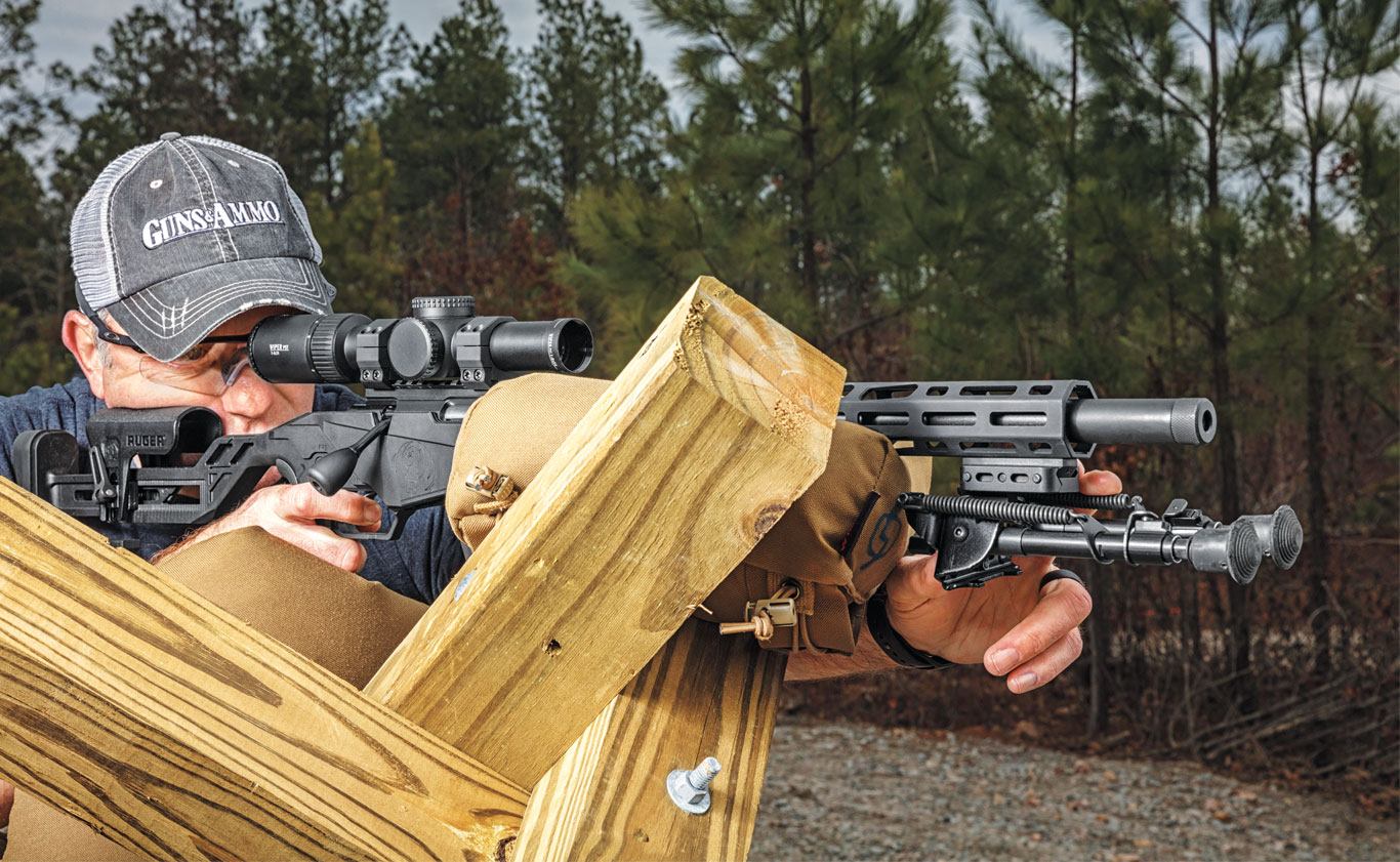 Review: Ruger Precision Rimfire