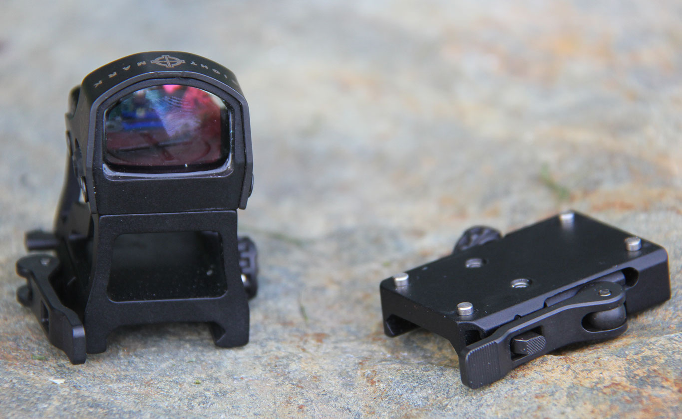 Sightmark's Mini Shot M-Spec Locking Quick Detach (LQD)