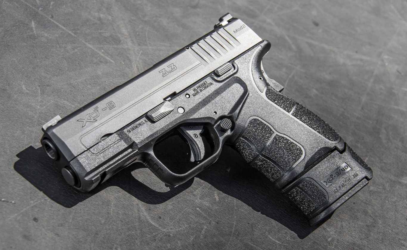 FIRST LOOK: Springfield Armory XD-S Mod. 2