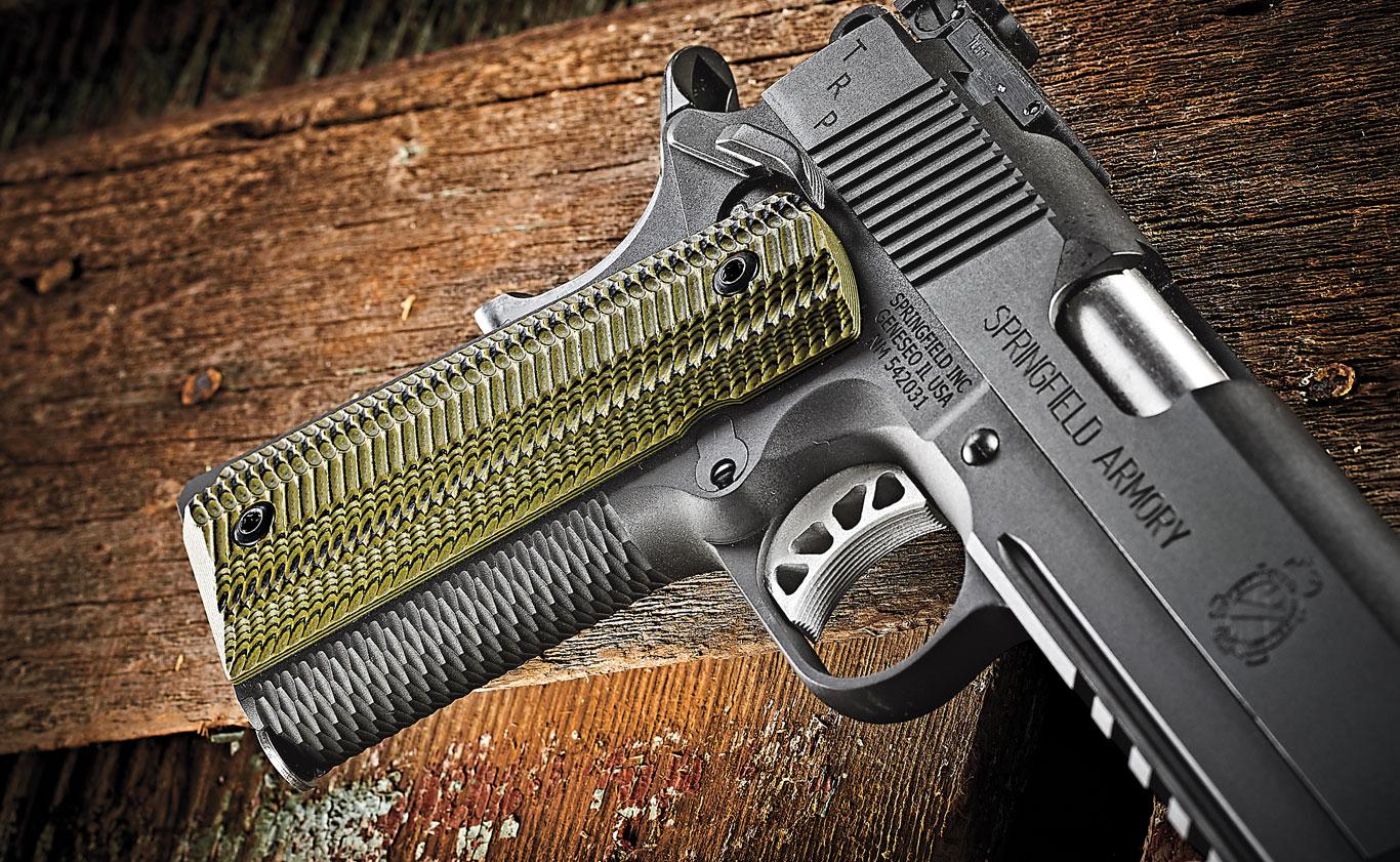 Review: Springfield Armory TRP-10