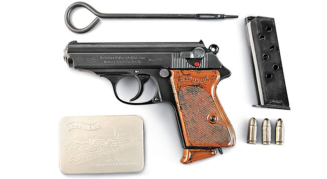 The Pre-Eminent Pocket Pistol: The Walther PPK