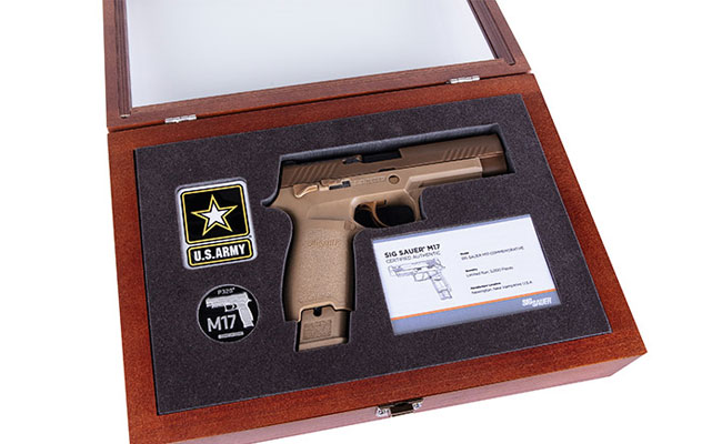 The M17 Collector's Case