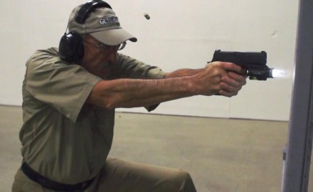 Patrick Sweeney talks with Phil Strader about SIG's P320 X-Series of pistols.